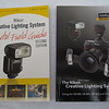 Above two are very good books on Nikon Creative Lighting System. Good to read for understanding on how the Nikon Flashes SB-900 and R1C1 and generally how the CLS works.