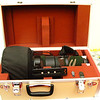 Nikon CT-607 hard case provided with Nikon 600mm. I generally store my Nikon in this hard case when am not using it.
