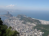 Rio from Cristo Redentor