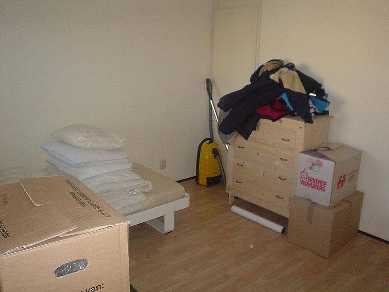 More bedroom things