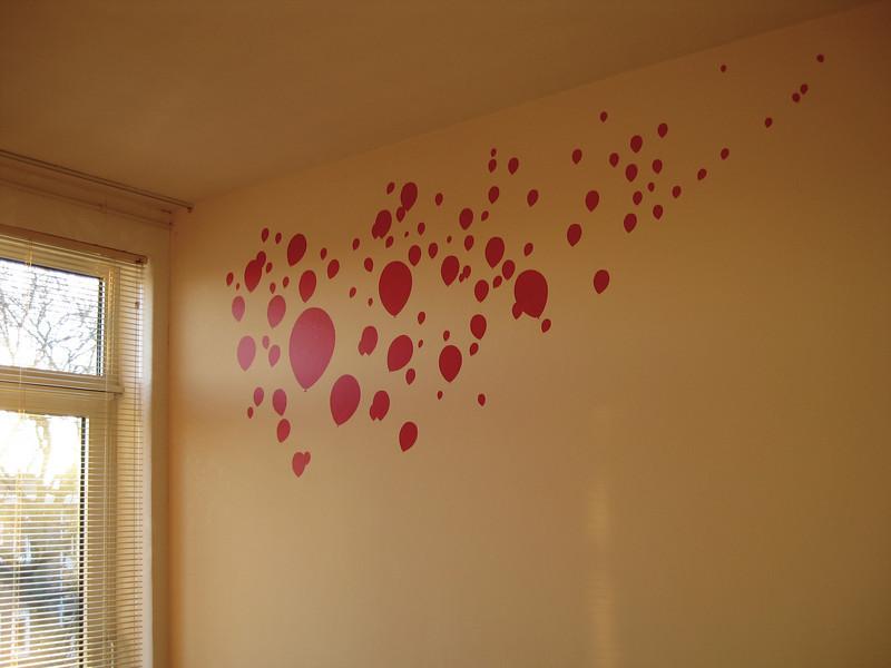 balloons, by whatisblik.com in my bedroom