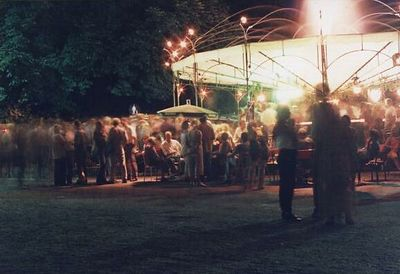 Heineken stand during Noorderzon 1997