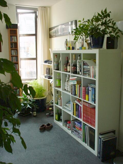 My place in Groningen (June 1999)