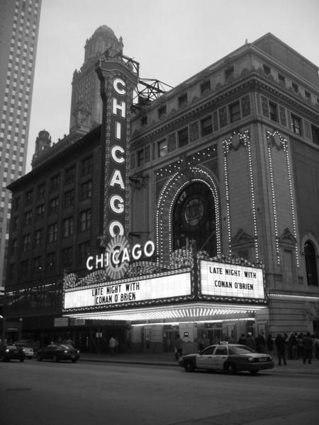 Conan O'Brien at The Chicago Theatre