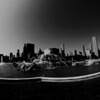 Buckingham Fountain (B&W)