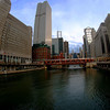 Chicago River & The Loop