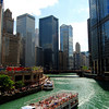 Chicago River at Michigan Avenue