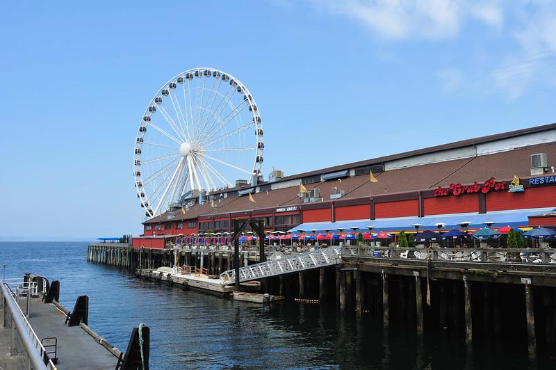 The Great Wheel - Seattle