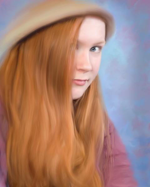 Mackenzie and the Hat