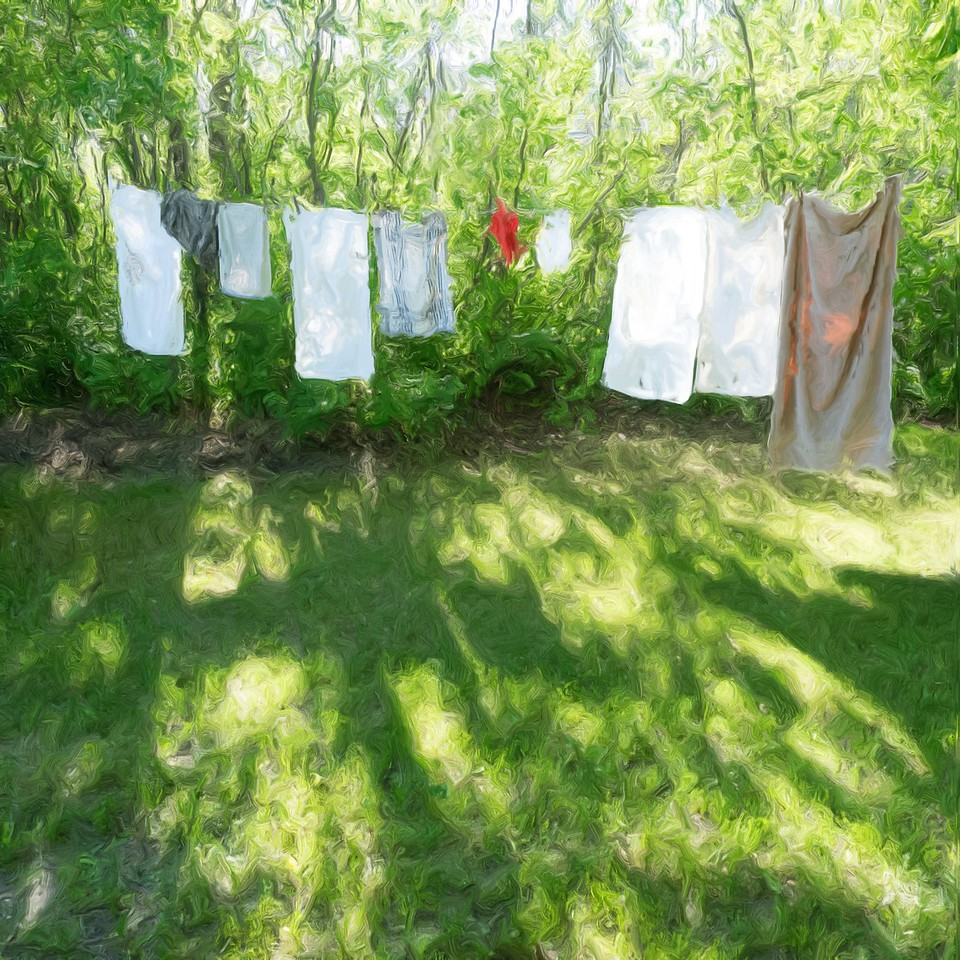 Shadows & Laundry