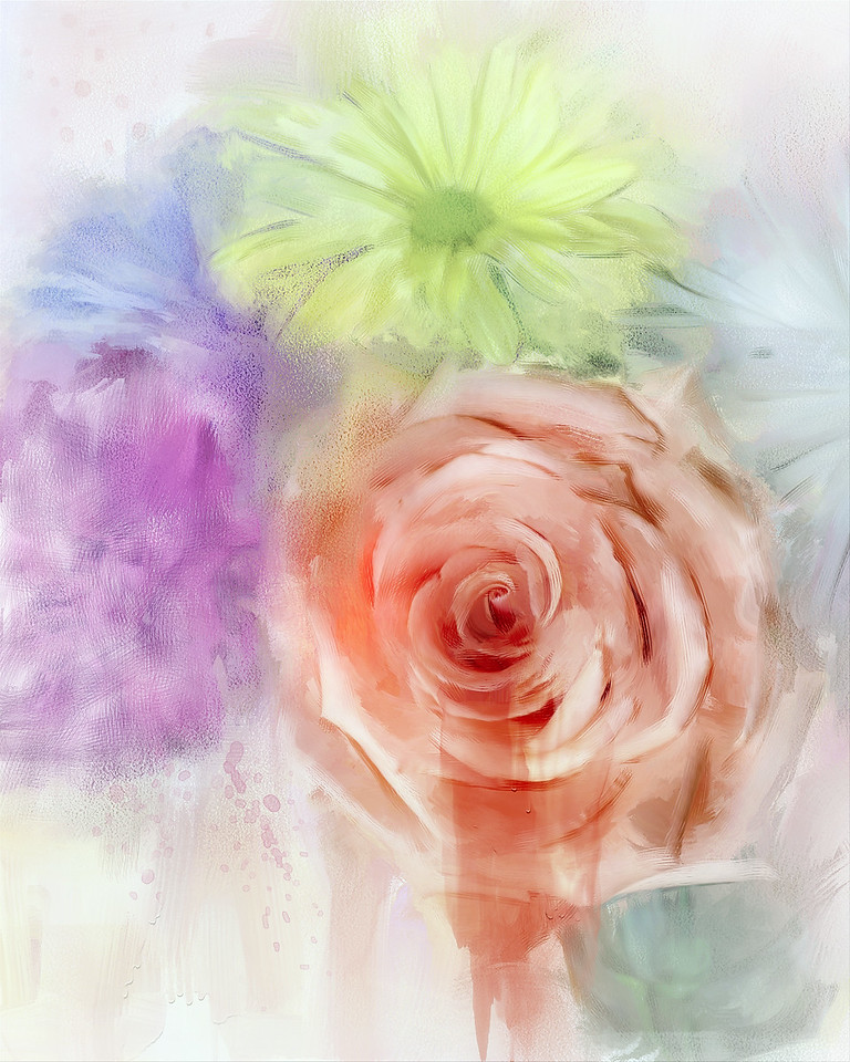 The Bleeding Rose, version 2
