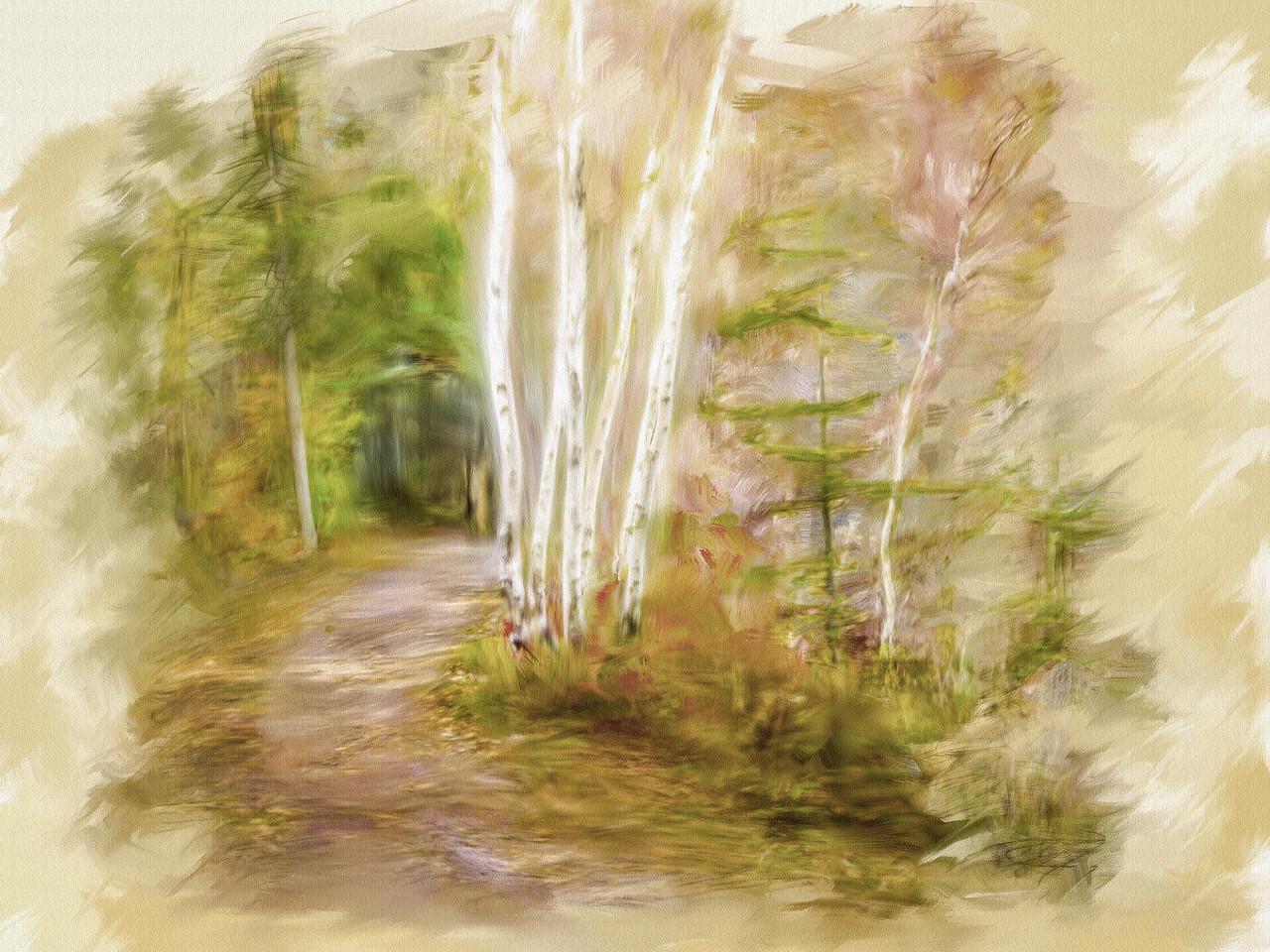 A Paler Walk in Hecla