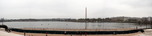 View from Jefferson Memorial, Washington DC