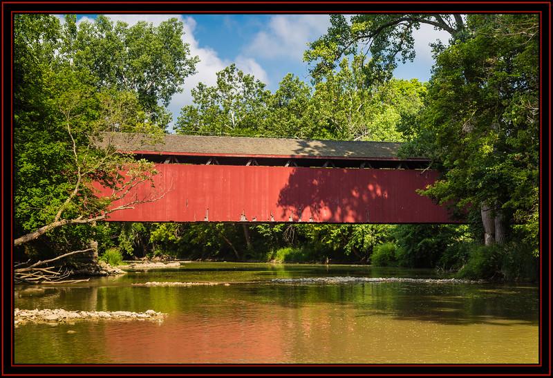 Parker Covered Bridge