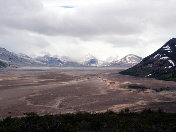 Land of 10,000 Smokes, Alaska