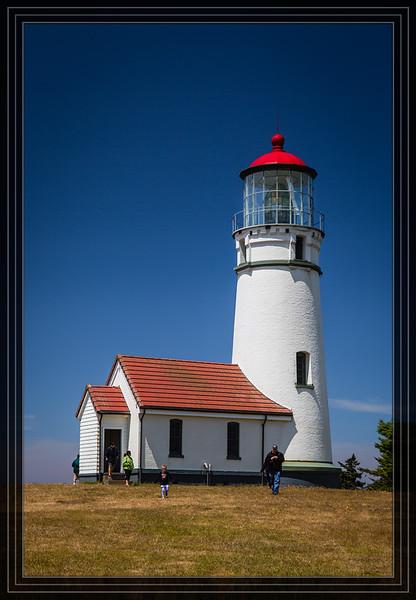 Cape Blanco State Park - Lighthouse