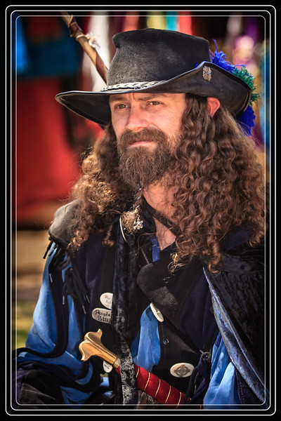 """Pirate of the Caribbean at the Arizona Renaissance Festival...  </font> <a href=""""http://www.rickwillis-photos.com/Portfolio/Best/Hidden-Photos-Without-Frames/26709550_DZD78d#!i=2299788977&k=CMhWHM2""""> <font color=""""Red""""> Link to Photo Without Frame </a> </font>"""