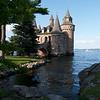 The Power House for Boldt Castle, on Heart Island, Alexandria Bay, NY.