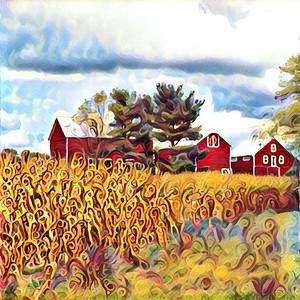 Farm Scene, Hunterdon County, NJ