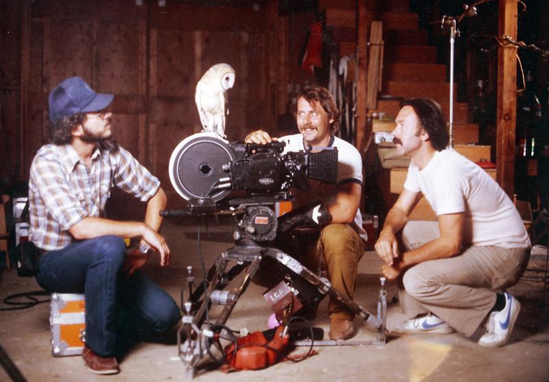 """Owen the Owl"", Daniel Pearl, DP.  1983."