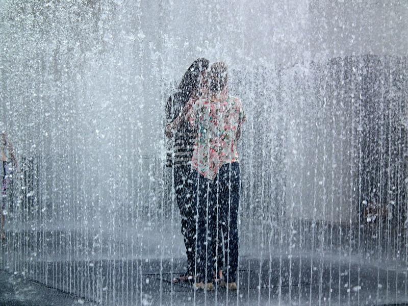 South Bank fountain 01