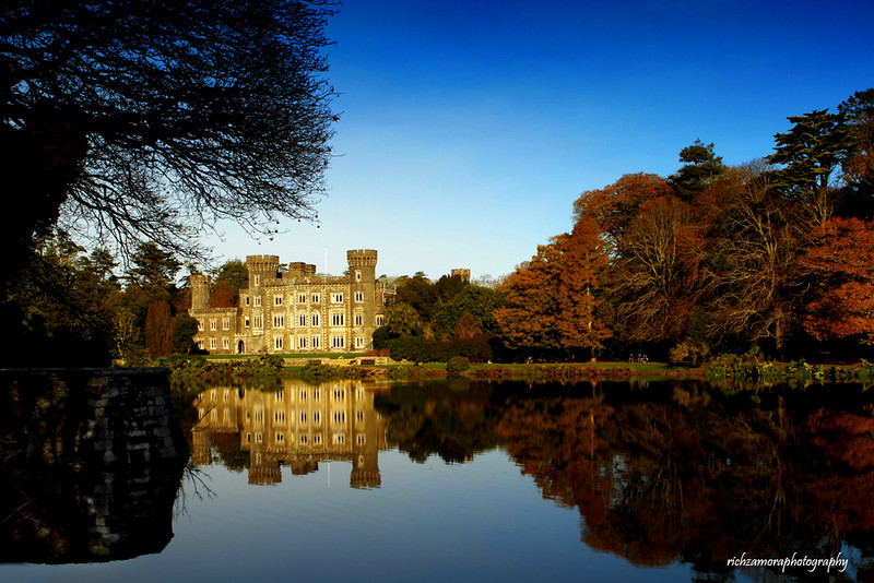 Autumn @ johnstown castle,wexford,Ireland