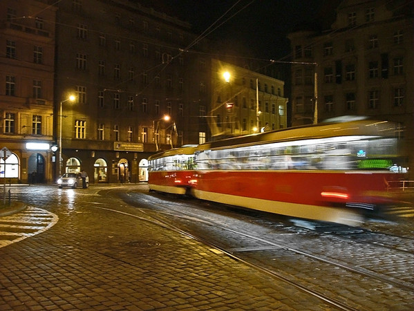 Prague tram 2006