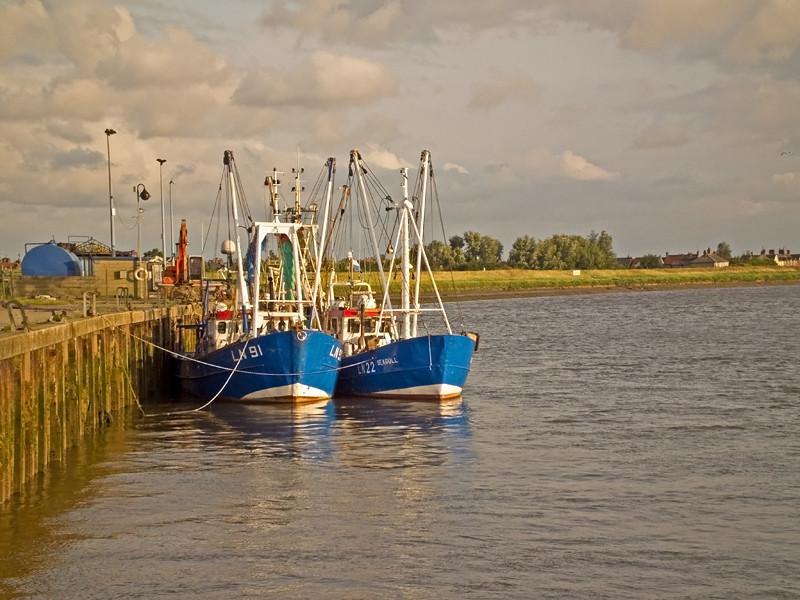 Kings Lynn harbour