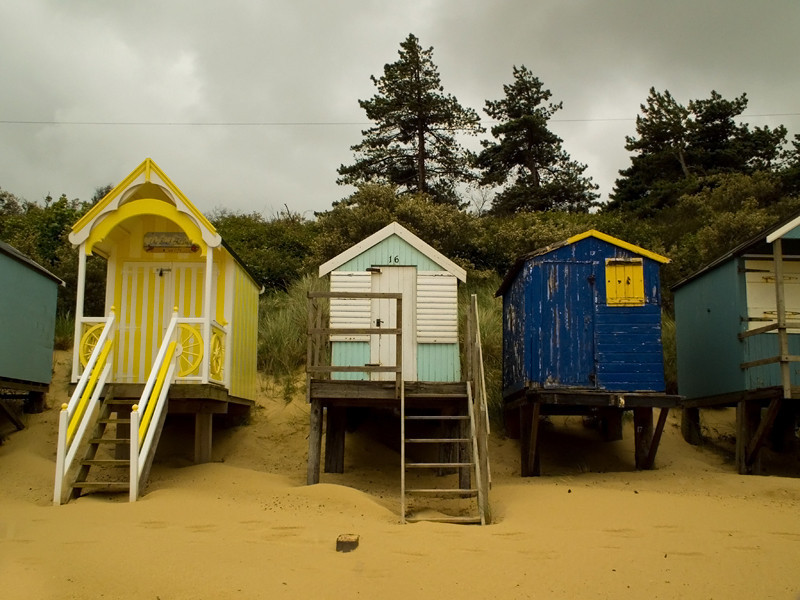Wells Next to the Sea Beach Huts 4