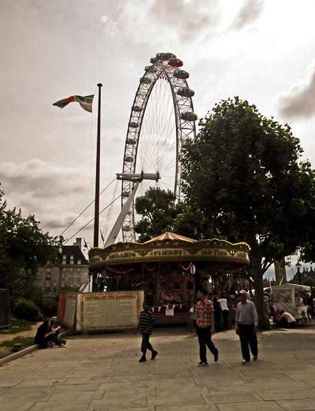 South Bank Funfair 01