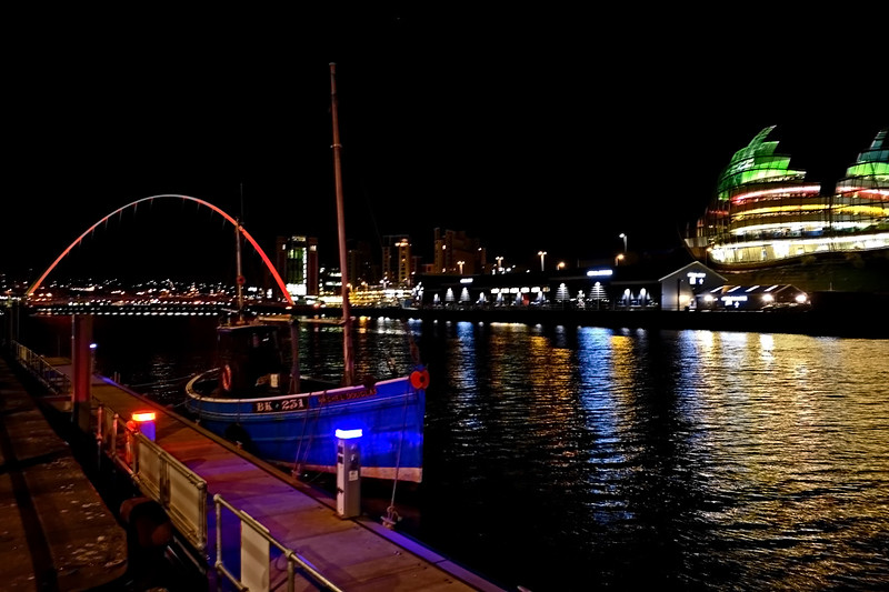 View from Newcastle Quayside