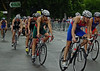 Dextro Energy Triathlon ITU World Championship London. 2011