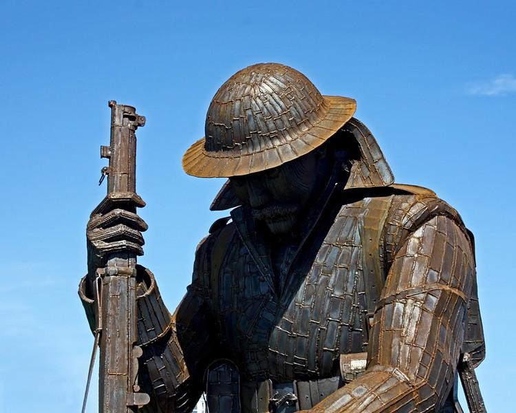 Mission 1101 Memorial Seaham
