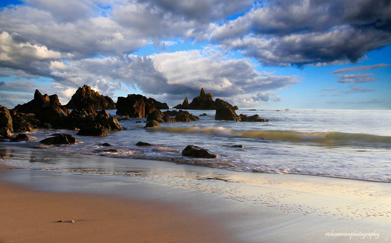 Kilfarassy beach,waterford,Ireland
