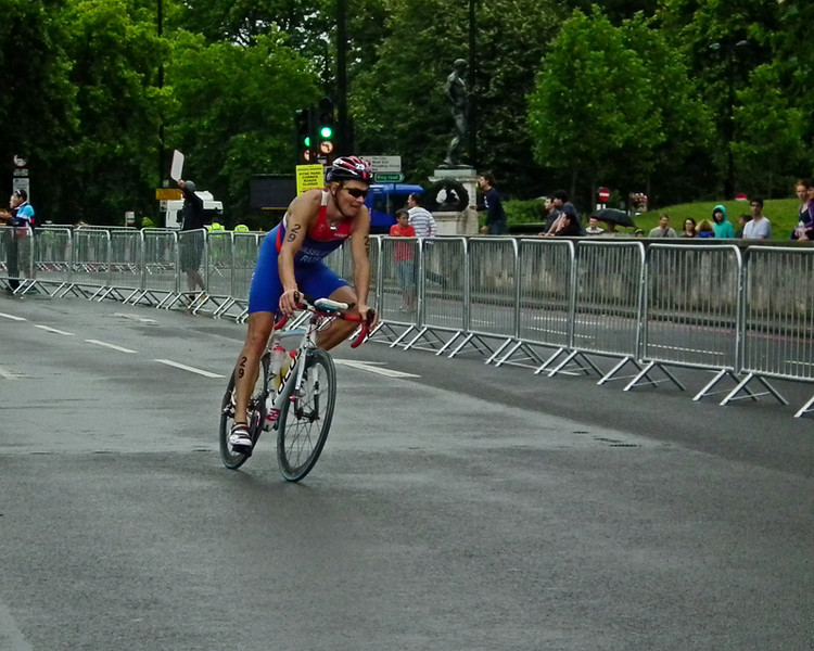 Dextro Energy Triathlon ITU World Championship London. 2011