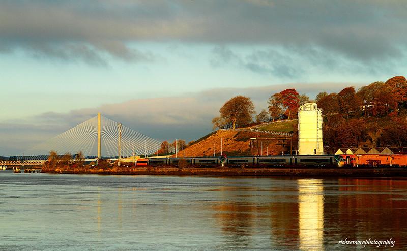 Waterford bridge @ autumn,Ireland