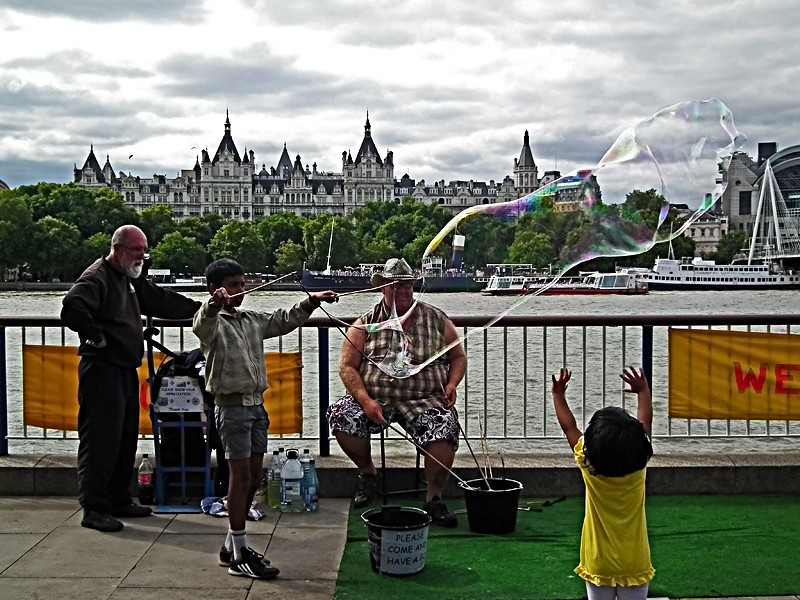 South Bank Bubbles