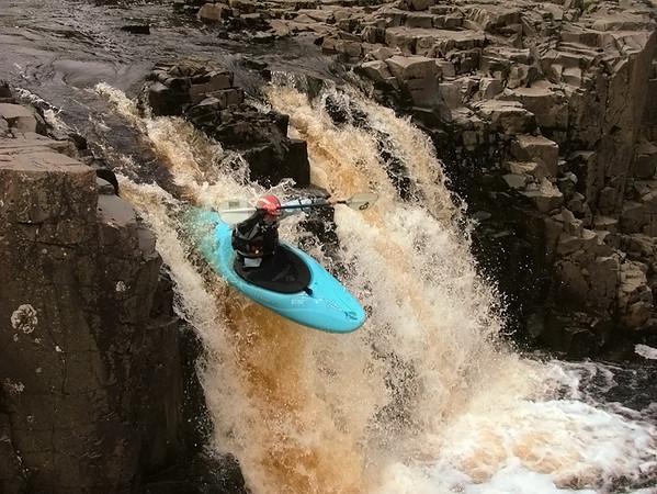 Low Force kayak
