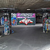 Grafitti at South Bank London