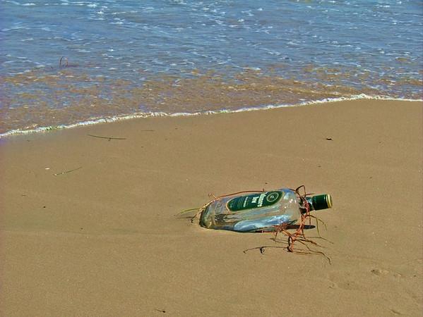 Message in a bottle (Alicante)