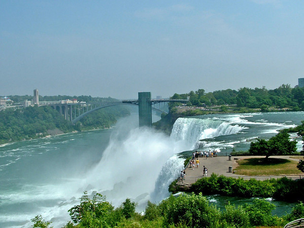Niagara Falls USA side