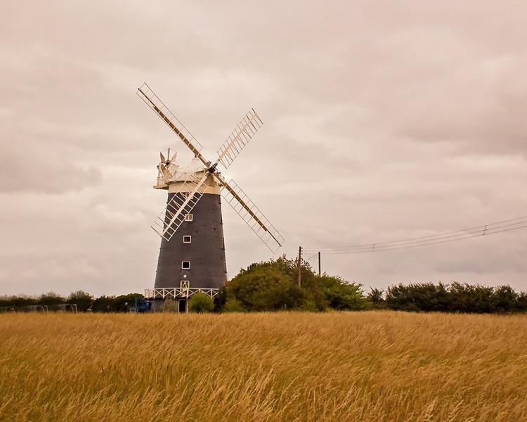 Burnham Ovary Windmill