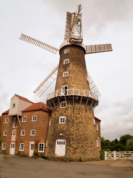 Boston Windmill