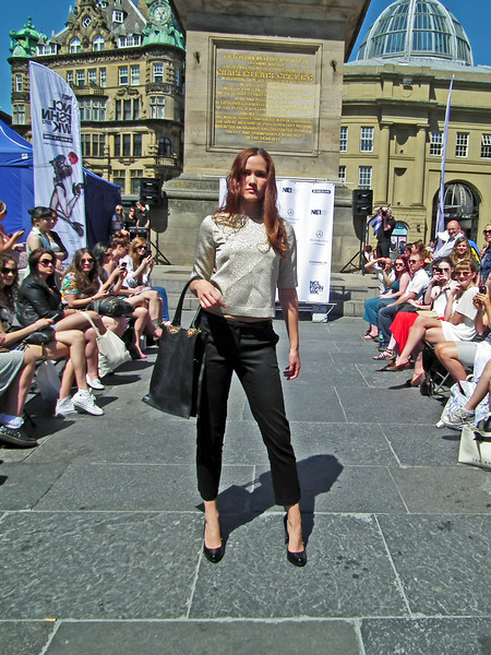 Newcastle Fashion Week 2012