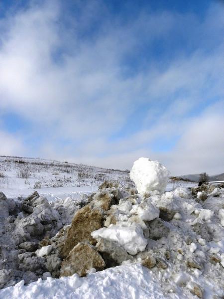 Winter's Monolith