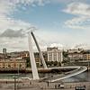 The Baltic and Blinking Eye Bridge 2021