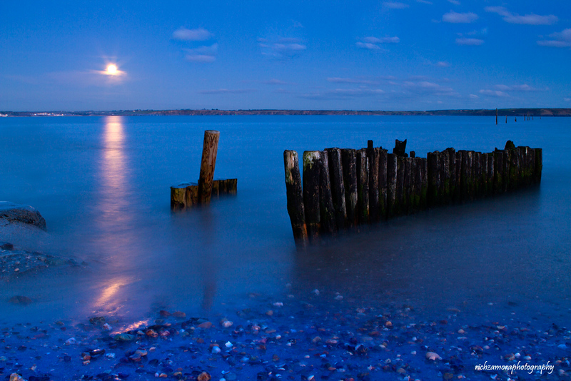 moon over woodstown,co.waterford