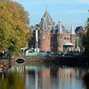 Amsterdam canal church 1