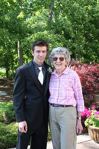 Cameron & Anne{aka Grandma}