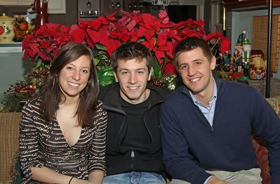 Devin,Cameron,Nathan, Christmas 08